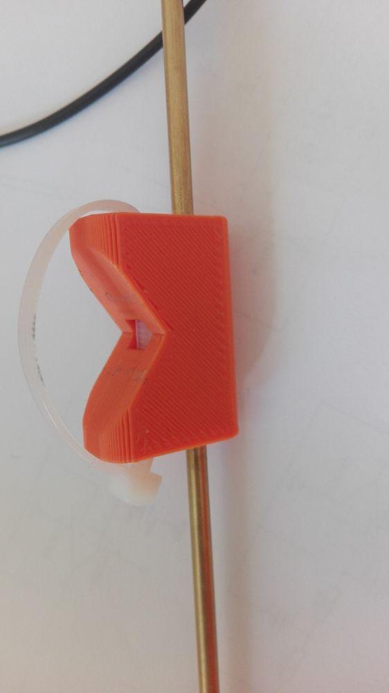 Quadruple Oblong na 144 MHz - plastové díly