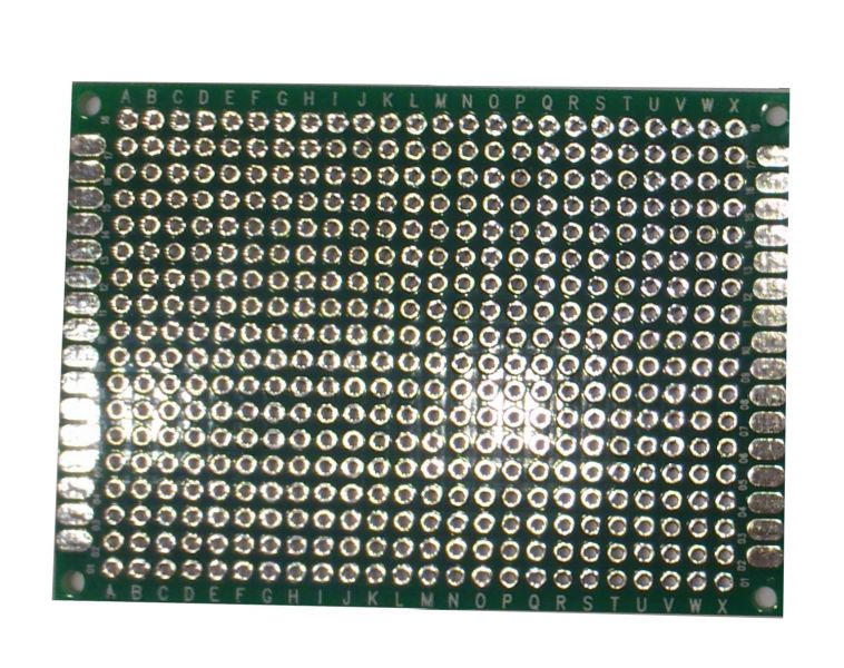 Univerzální plošný spoj 90x150mm